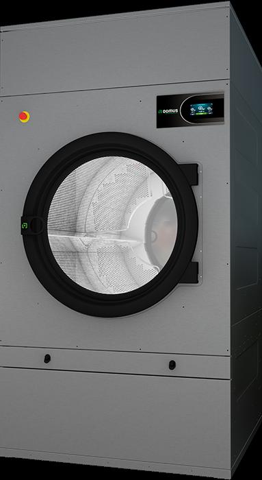 secadora industrial tipos