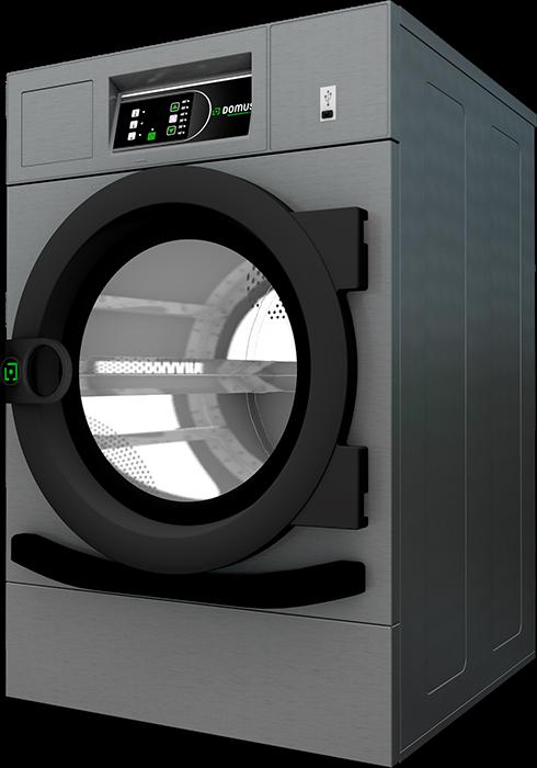 lavadora heavy professional con sistema IoT