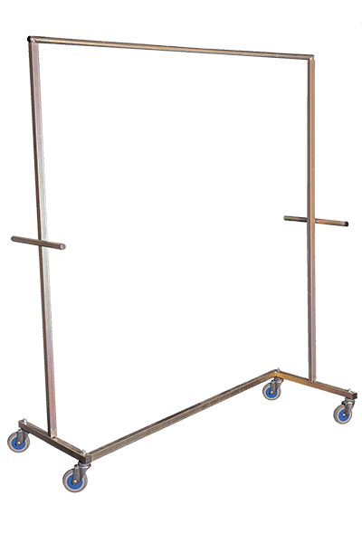 Room-service trolley and clothes rack | ACCESSORIES | DOMUS