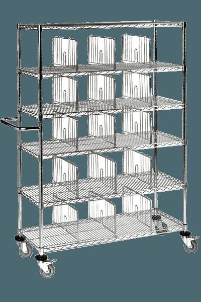 Shelves trolleys | ACCESSORIES | DOMUS